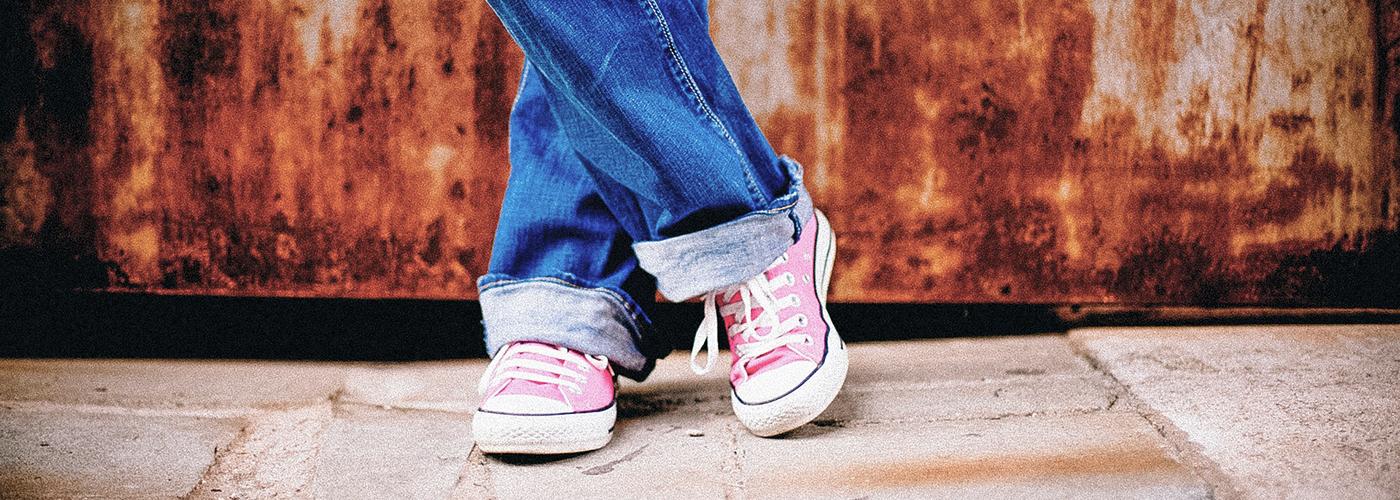 Teenie Schuhe